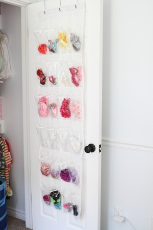 IMG 0967 300x450 A Solution for Organizing Headbands and Bows