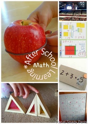 Math After School Ideas Sep 2014 thumb Show and Share Saturday Link Up