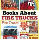 Books About Fire Trucks 150x150 Show and Share Saturday Link Up!