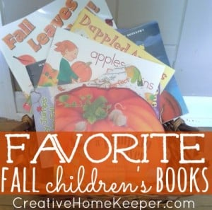 Favorite Fall Childrens Books Featured 300x297 Show and Share Saturday Link Up