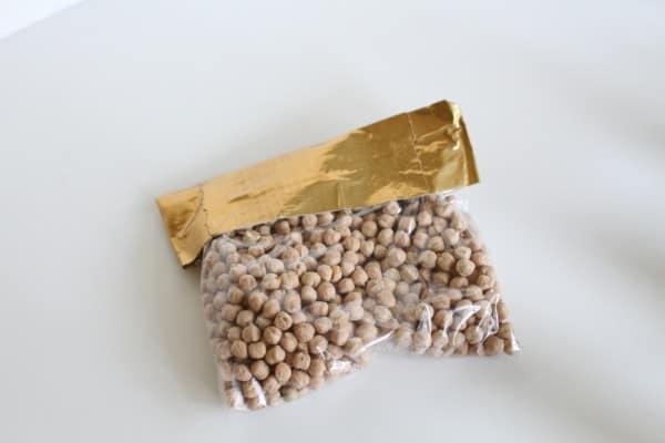 Homemade Bean Bag