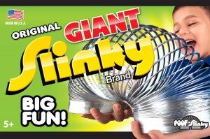 giant slinky 300x199 45% Off Retro Games Today Only (10/9)