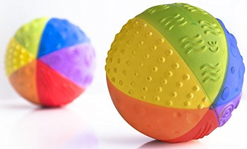sensory ball - best baby toy