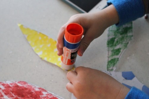 IMG 3431 500x333 Shape Turkey for Preschoolers
