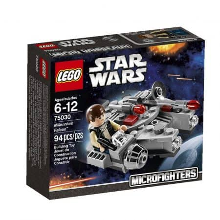 LEGO Star Wars - gifts for 5 year old boys