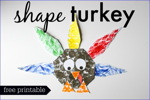Shape Turkey