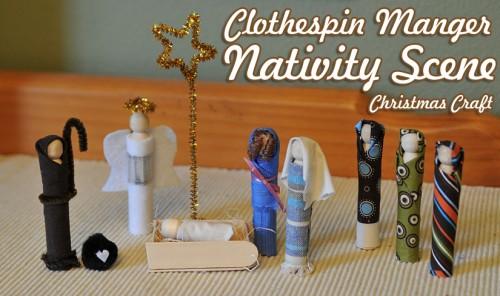 clothespin-nativity-scene
