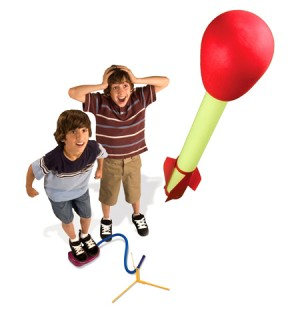 stomp rocket 300x310 Best Gifts for Boys Ages 5 7