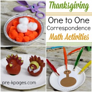 thanksgiving math counting activities 300x300 Show and Share Saturday Link Up!