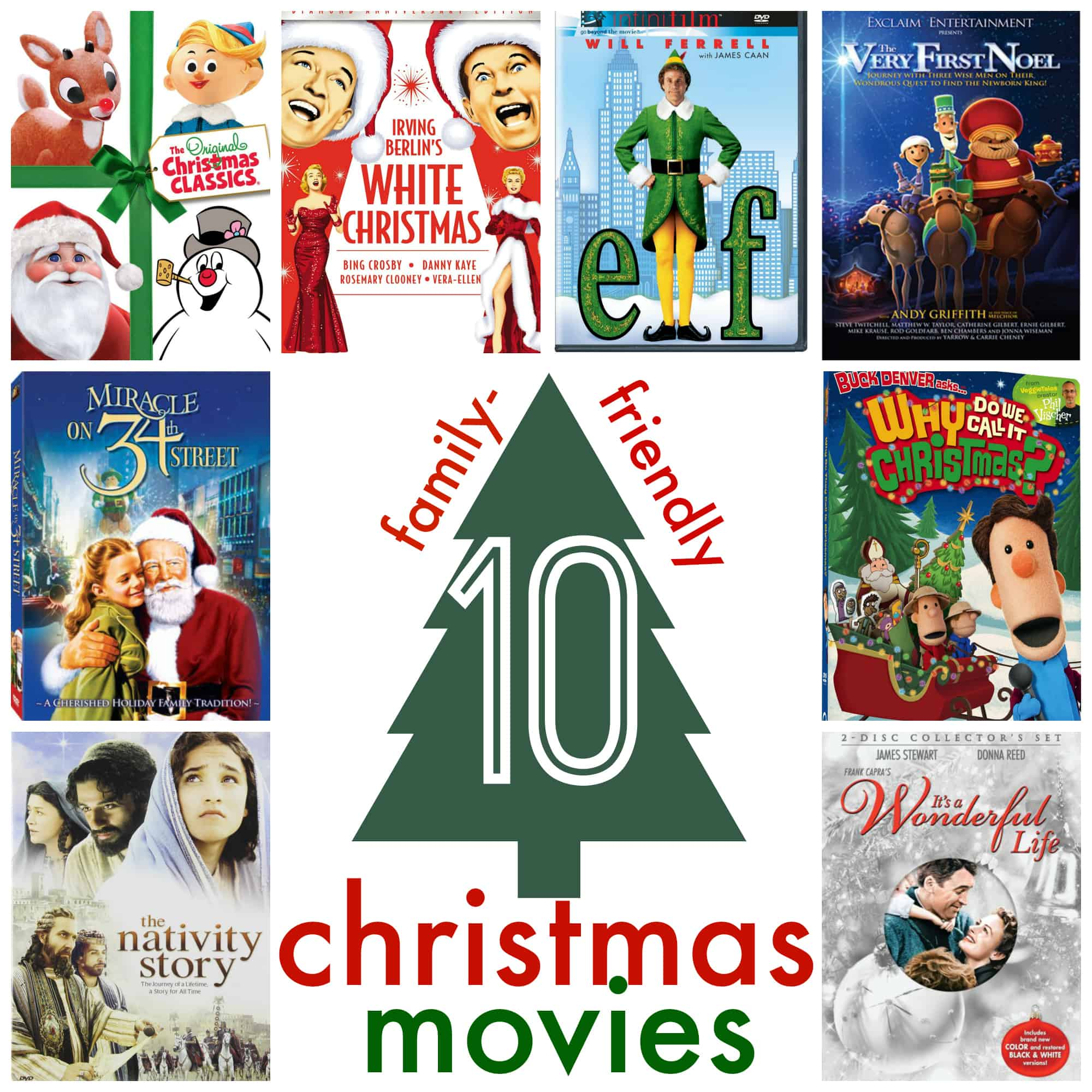 The Best Christmas Movies for All Ages - I Can Teach My Child!
