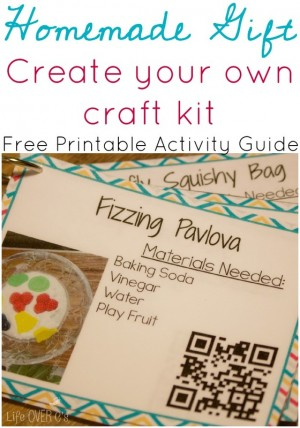 Create your own Craft Kit with QR codes