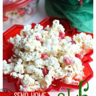 Elf Munch with White Chocolate Peppermint M&M'S®