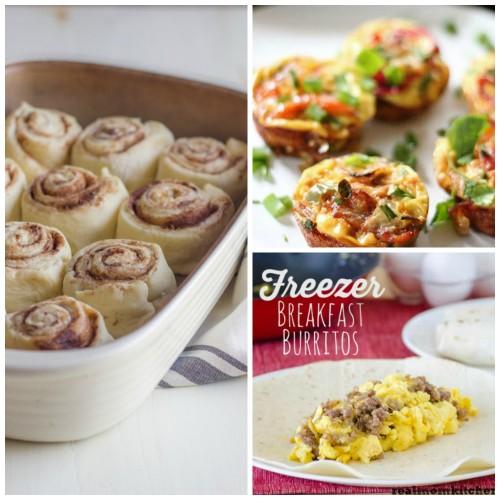 Make Ahead Christmas Breakfast Ideas