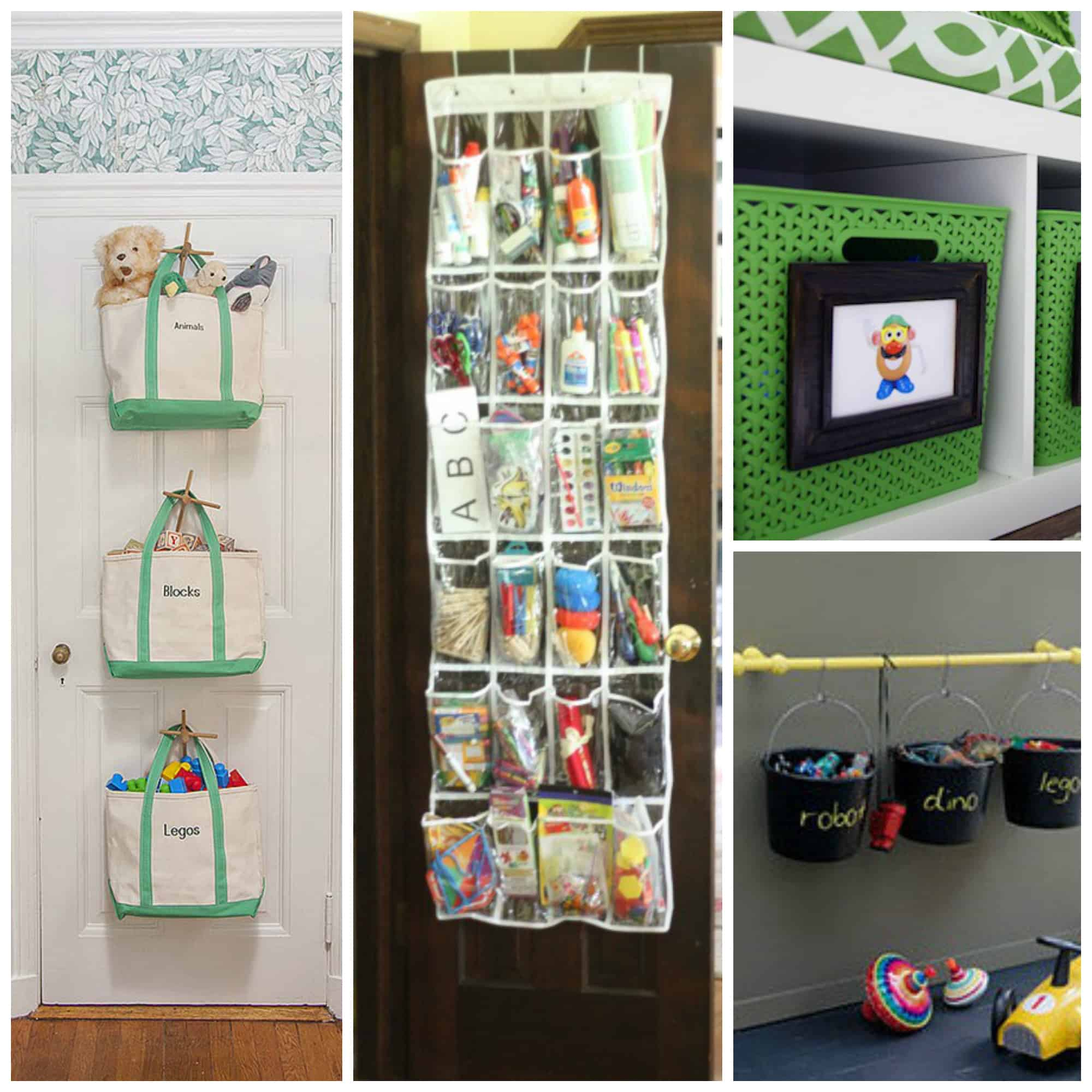 Brilliant Ways to Organize Your Kids Stuff I Can Teach My Child