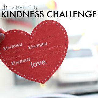 Drive-Thru Kindness Challenge