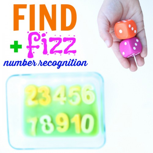 Find and Fizz Number Recognition