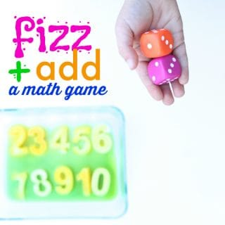 Fizz & Add Math Game for Kids