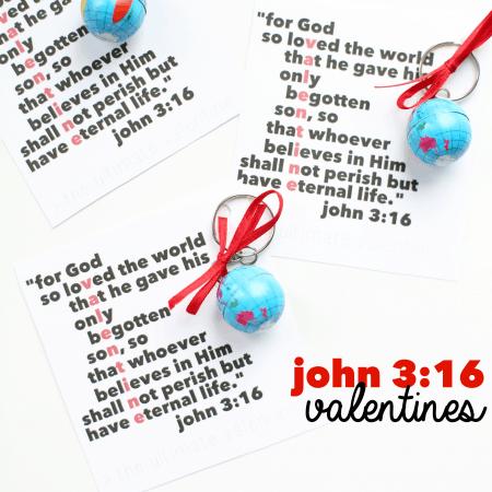 John 316 Valentine