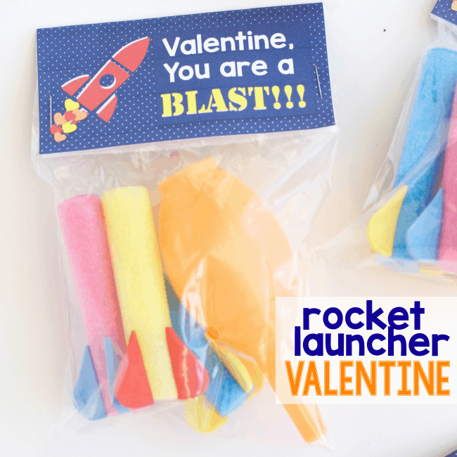 Rocket Launcher Valentine