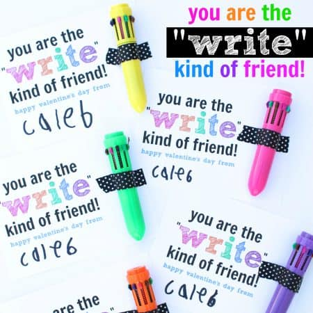 You are the Write Kind of Friend