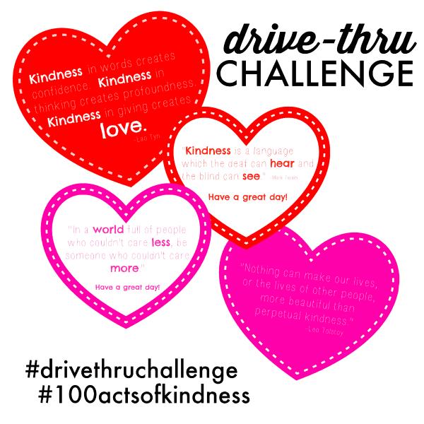 #drivethruchallenge