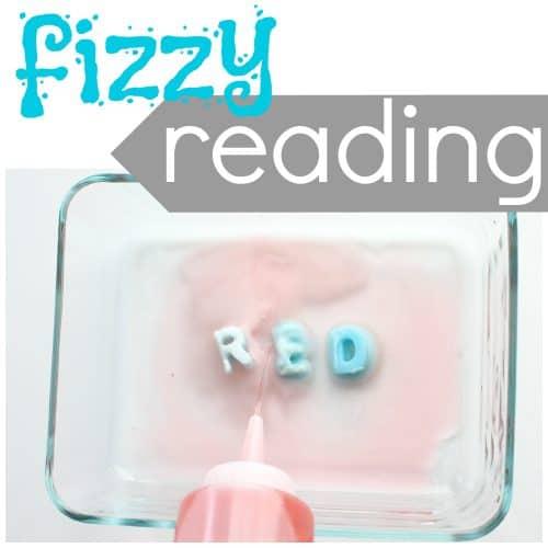 fizzy reading square