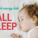 How to Help High-Energy Kids Fall Asleep