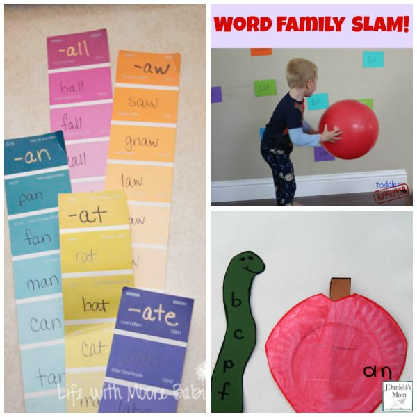 Word Family 7