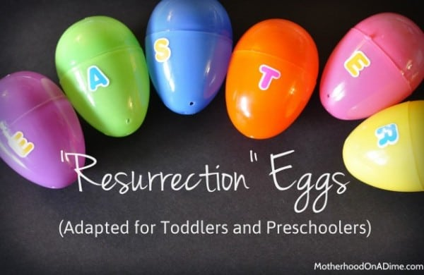 DIY resurrection-eggs