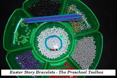 Easter-Story-Bracelets