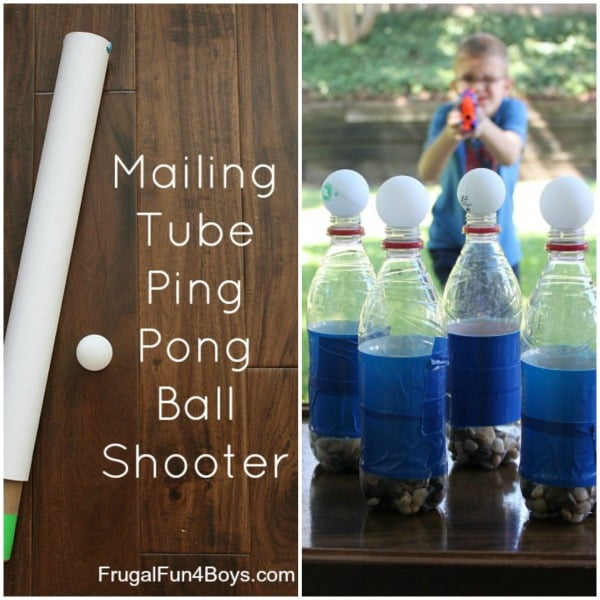 Fun Activities with Ping Pong Balls