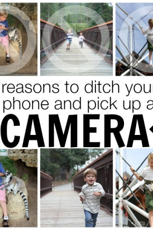 Learn how to use your real camera to get awesome photos