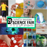 25+ Totally Awesome Science Fair Projects