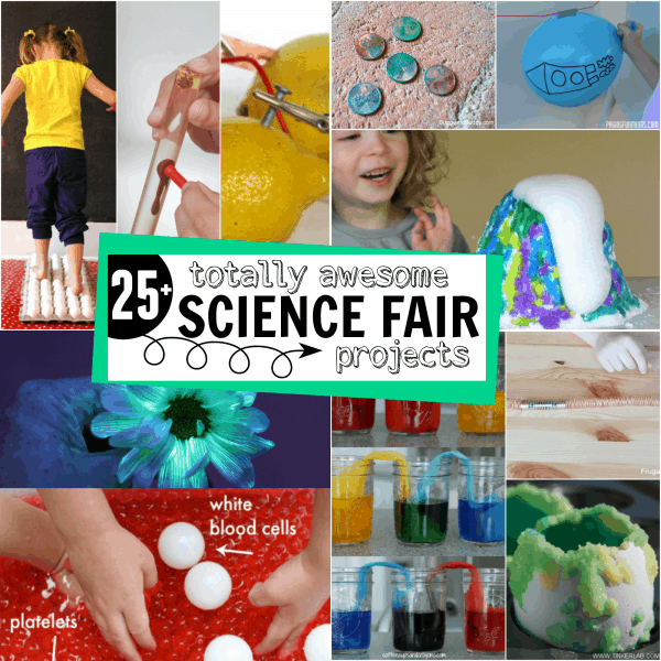 Cool science experiments for science fair 25 totally awesome science