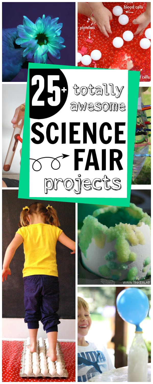 25 totally awesome science fair projects fandeluxe Document
