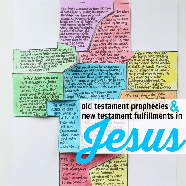 New Testament Fulfillments to Old Testament Prophecies
