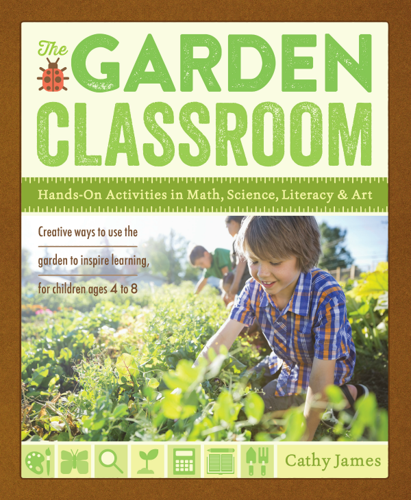 The Garden Classroom kids gardening activities 600