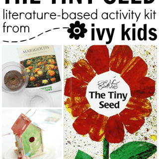 The Tiny Seed:  Literature-Based Activity Kit