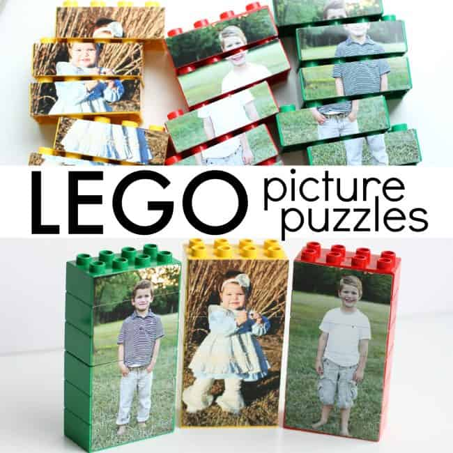 Fun LEGO Picture Puzzles for Kids