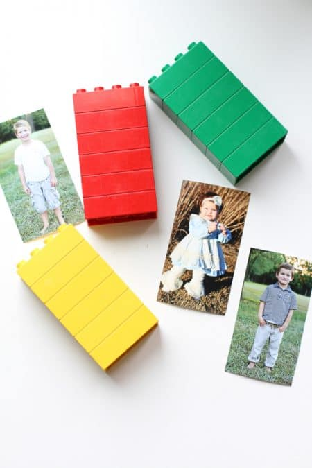 LEGO picture puzzle for kids