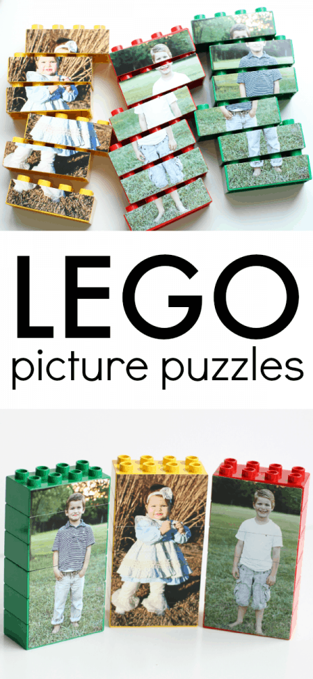 LEGO Picture Puzzles for kids