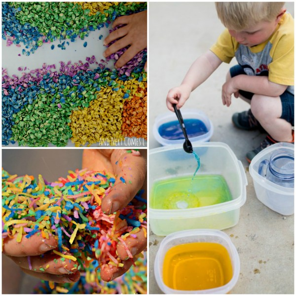 Awesome Sensory Tub Ideas for Toddlers