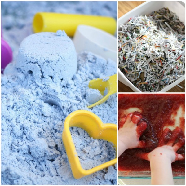 More Sensory Tub Ideas for Toddlers
