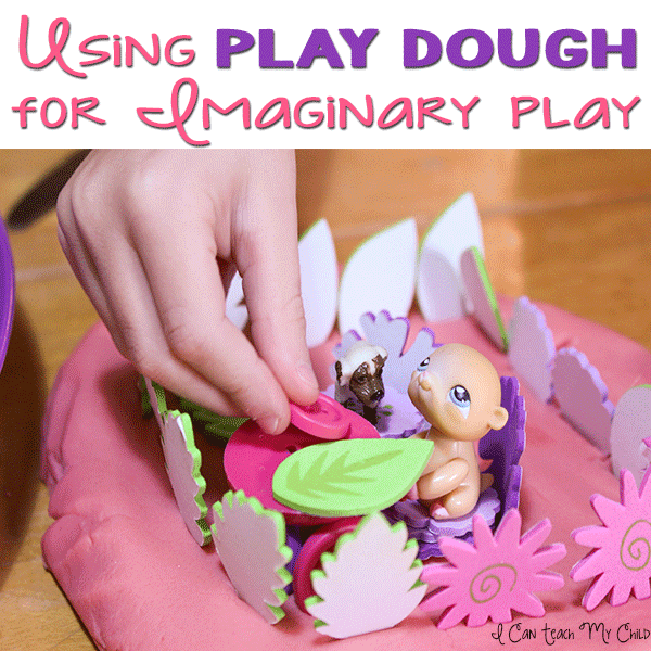 You can assess your child's level of understanding in social skills by using play dough for imaginary play.