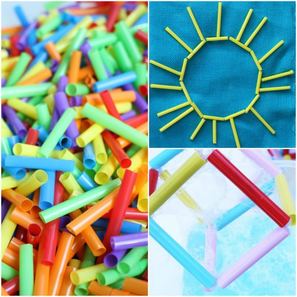Activities with Straws