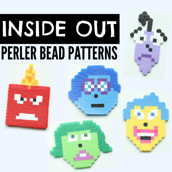 Awesome Inside Out Perler Bead Patterns