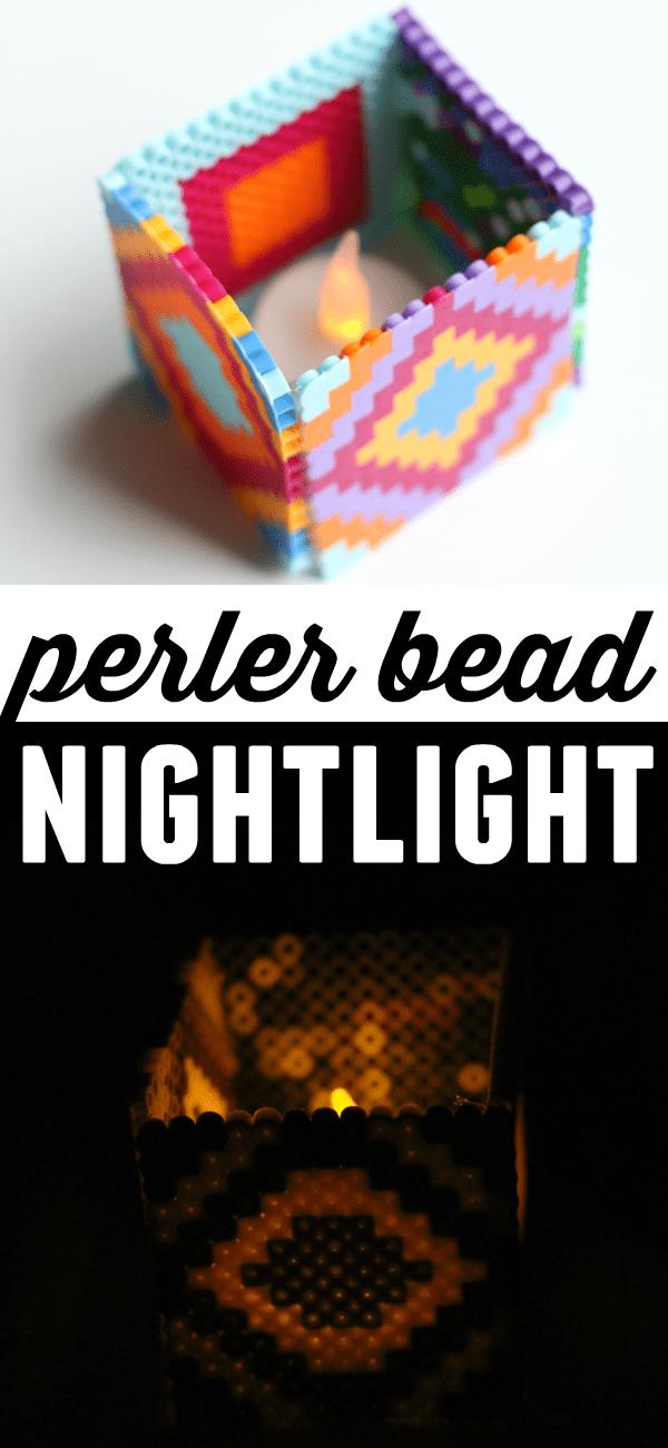 Perler Bead Nightlight