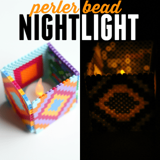 Perler Bead Nightlight