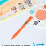 Minecraft Impressionist Paintings