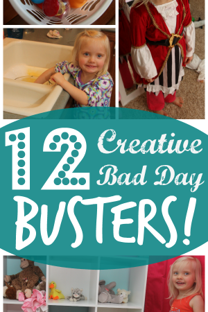 12 Creative Bad Day Busters